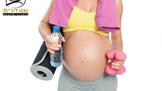 Embarazo y El Ejercicio Físico - entrenamiento personal benidorm