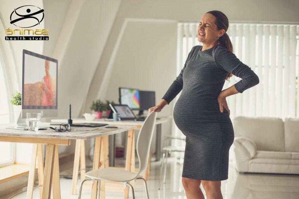 dolor de espalda embarazada animae benidorm